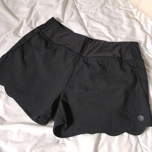 MPG Shorts-with built in underwear
